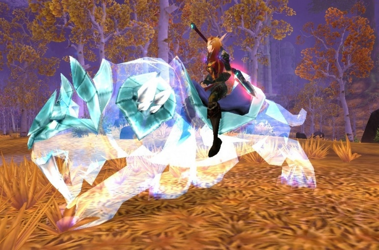 Reins of the Spectral Tiger screenshots 1