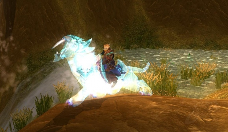 Reins of the Spectral Tiger screenshots 2