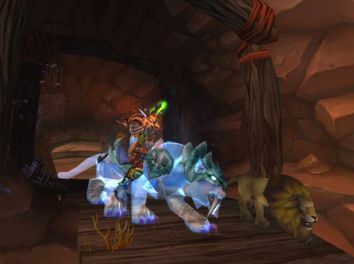 Reins of the Spectral Tiger screenshots 9