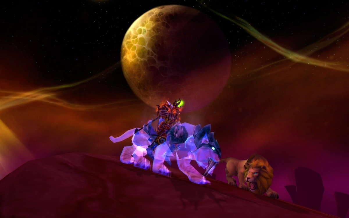 Reins of the Spectral Tiger screenshots 10
