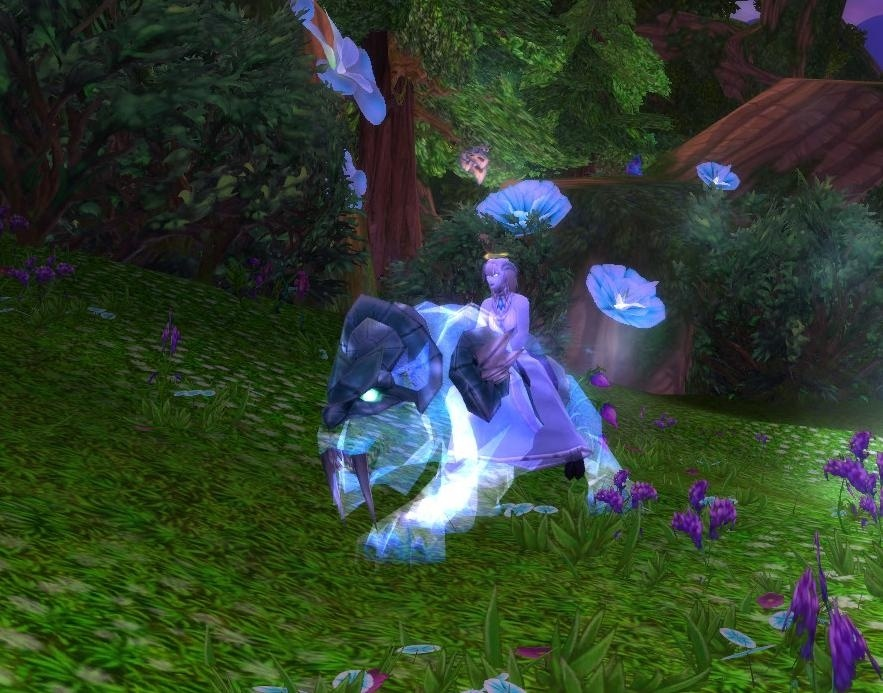 Reins of the Spectral Tiger screenshots 11