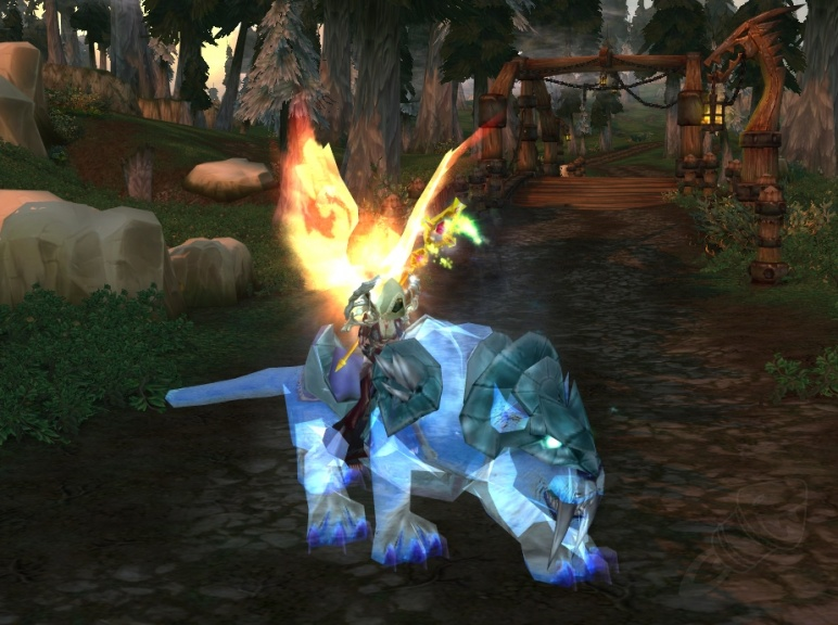 Reins of the Spectral Tiger screenshots 30