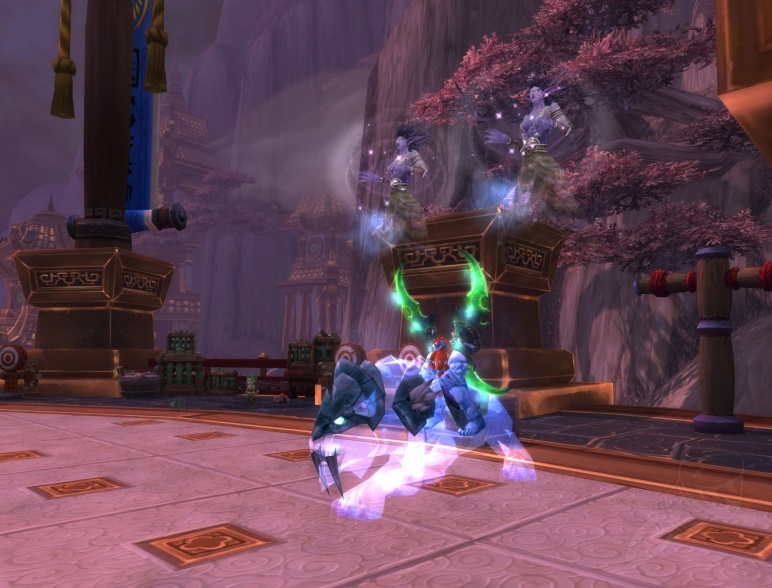 Reins of the Spectral Tiger screenshots 31