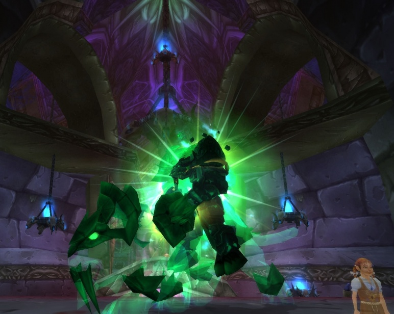 Reins of the Swift Spectral Tiger screenshots 5