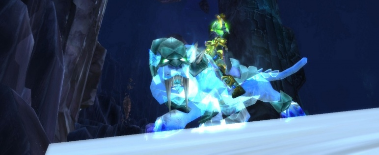 Reins of the Swift Spectral Tiger screenshots 6