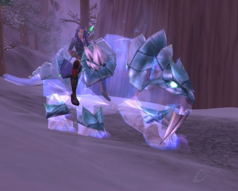 Reins of the Swift Spectral Tiger screenshots 8