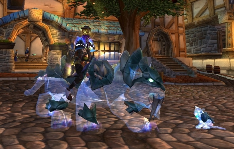 Reins of the Swift Spectral Tiger screenshots 9