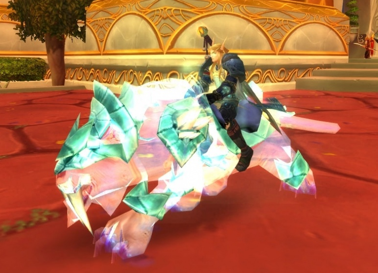Reins of the Swift Spectral Tiger screenshots 11
