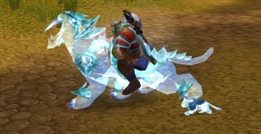 Reins of the Swift Spectral Tiger screenshots 14
