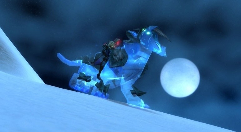 Reins of the Swift Spectral Tiger screenshots 16