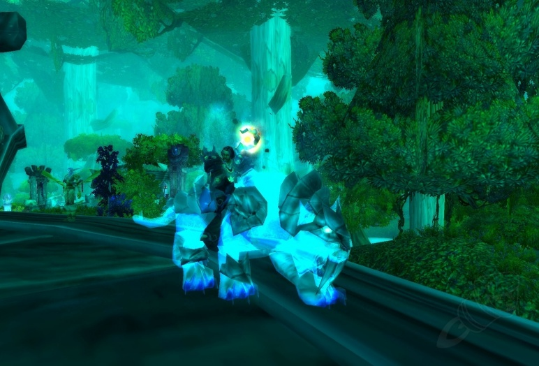 Reins of the Swift Spectral Tiger screenshots 19