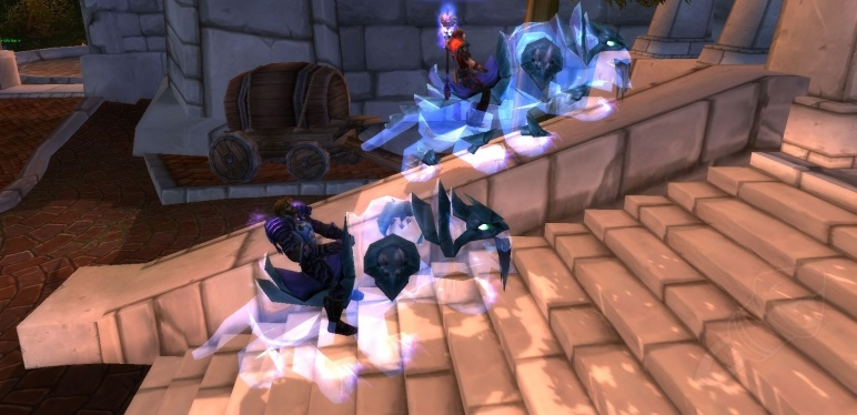 Reins of the Swift Spectral Tiger screenshots 28