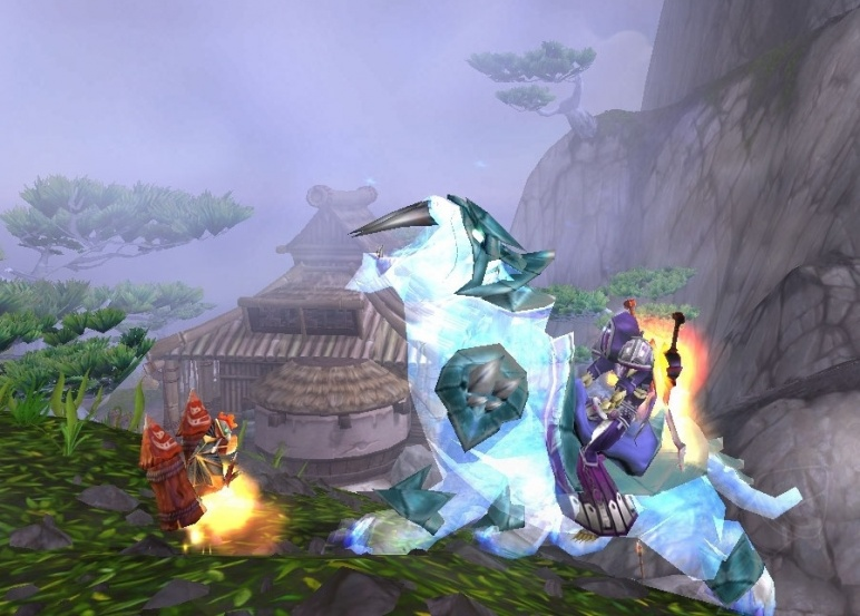 Reins of the Swift Spectral Tiger screenshots 31