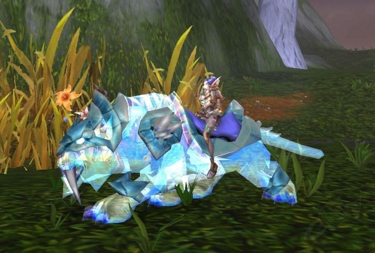 Reins of the Swift Spectral Tiger screenshots 34