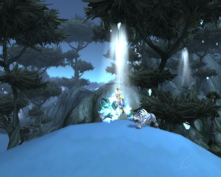 Reins of the Swift Spectral Tiger screenshots 36