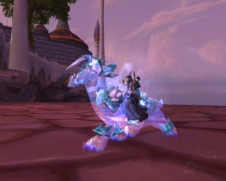 Reins of the Swift Spectral Tiger screenshots 39