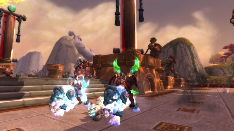 Reins of the Swift Spectral Tiger screenshots 43