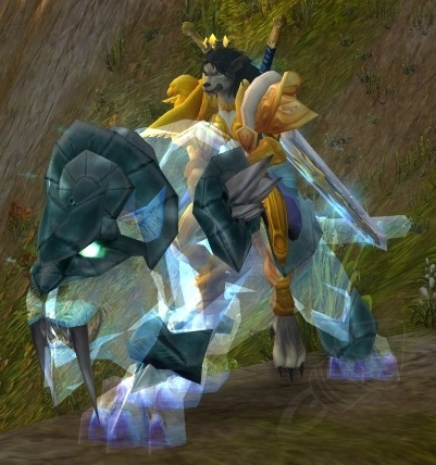 Reins of the Swift Spectral Tiger screenshots 44