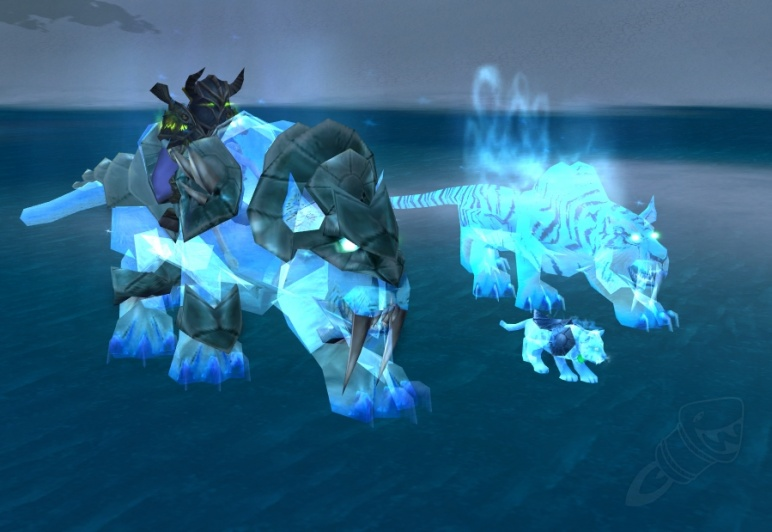 Reins of the Swift Spectral Tiger screenshots 45