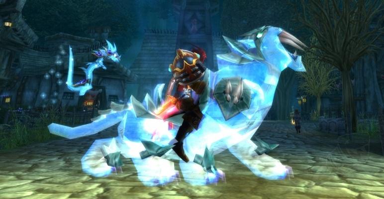 Reins of the Swift Spectral Tiger screenshots 47