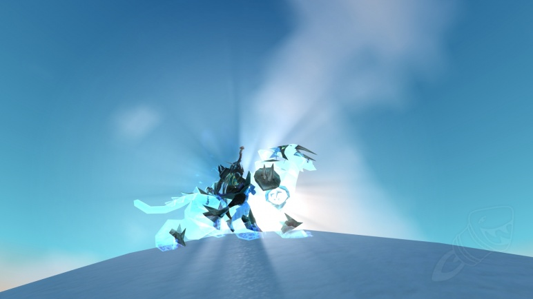 Reins of the Swift Spectral Tiger screenshots 49