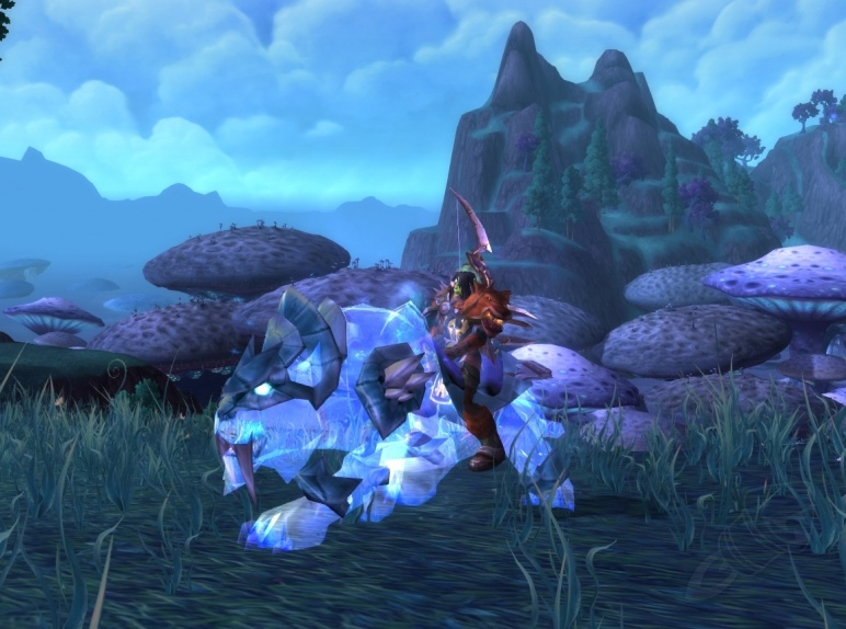 Reins of the Swift Spectral Tiger screenshots 54
